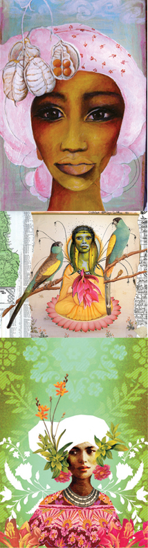 Caribbean inspired
