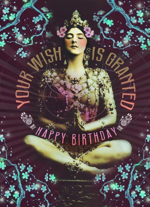 Birthday Geenie