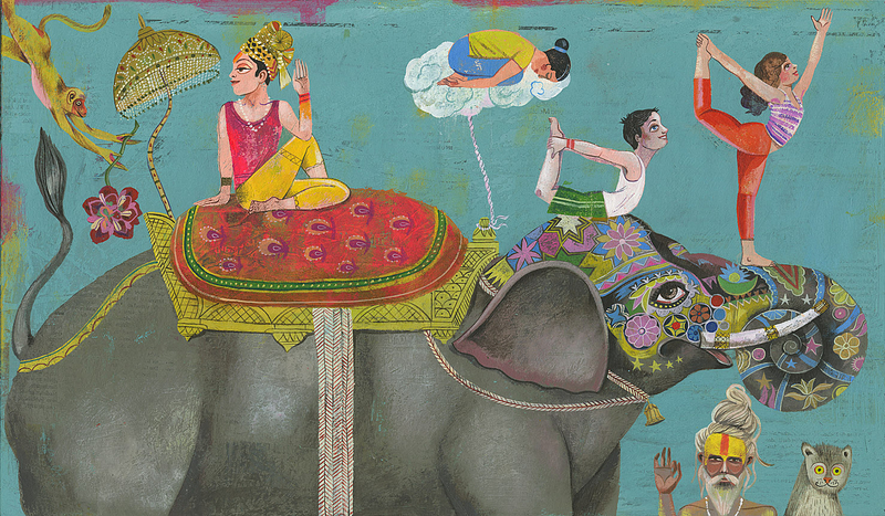Yoga.elefant