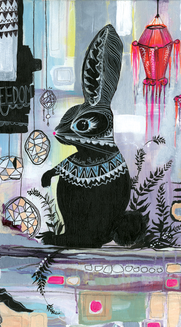 Bunny crop