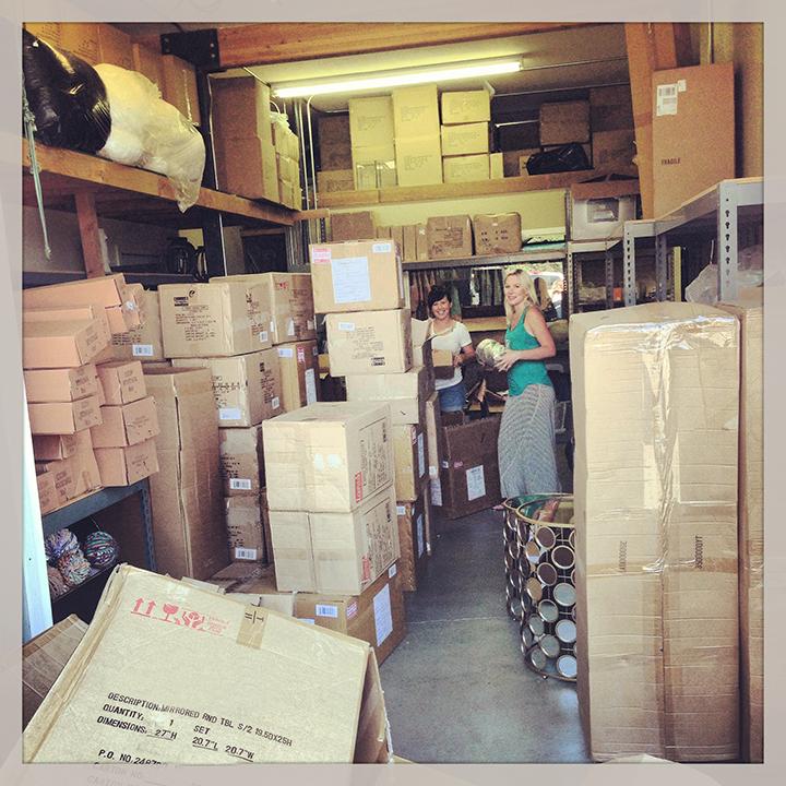 Papaya living warehouse