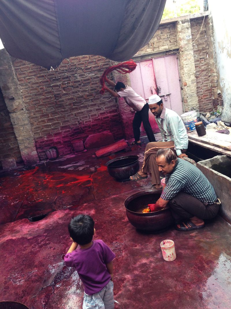 Lehariya workshop jaipur india
