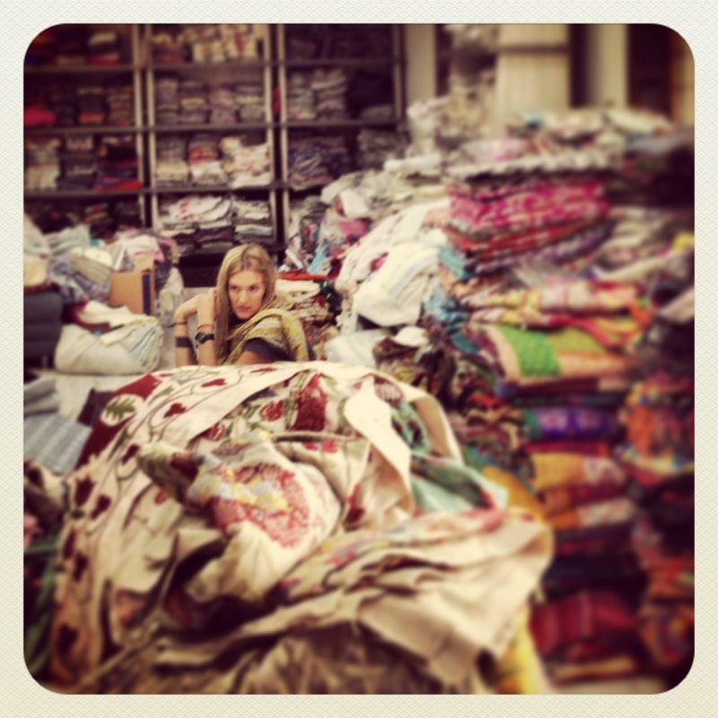 Sarah textiles india