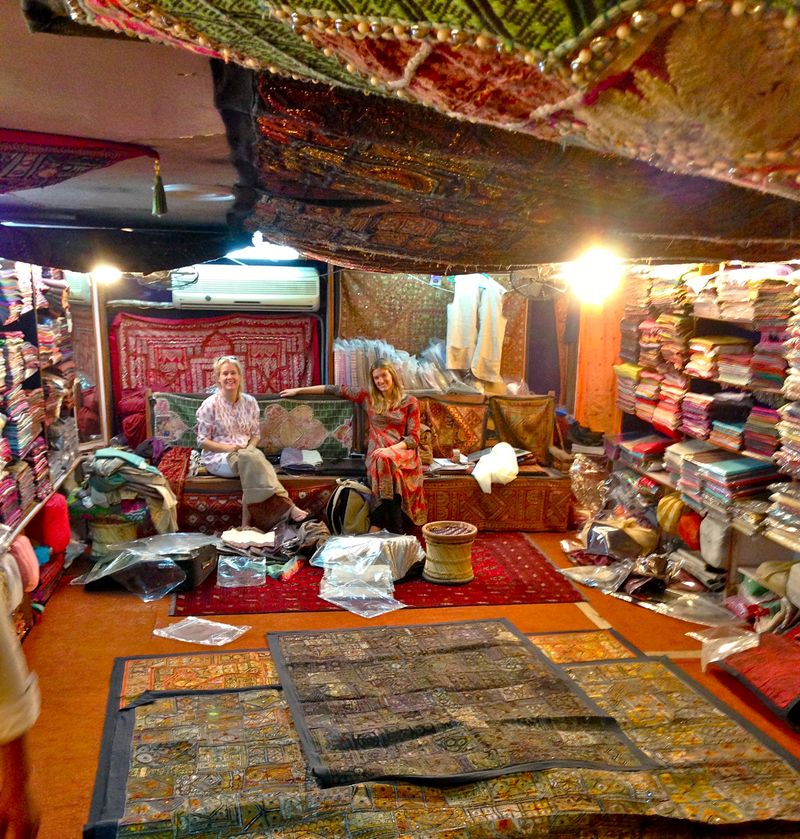 Basement shopping india anahata katkin