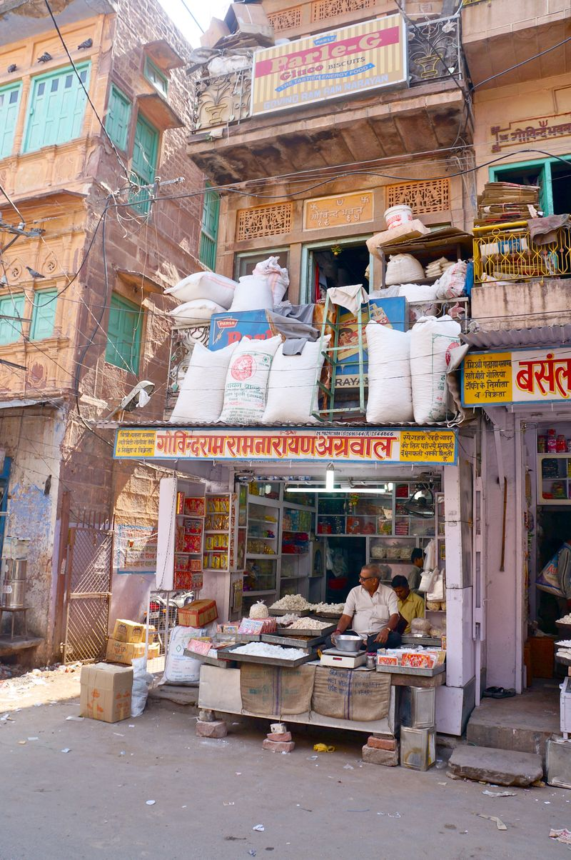 Jodhpur old city, anahata katkin