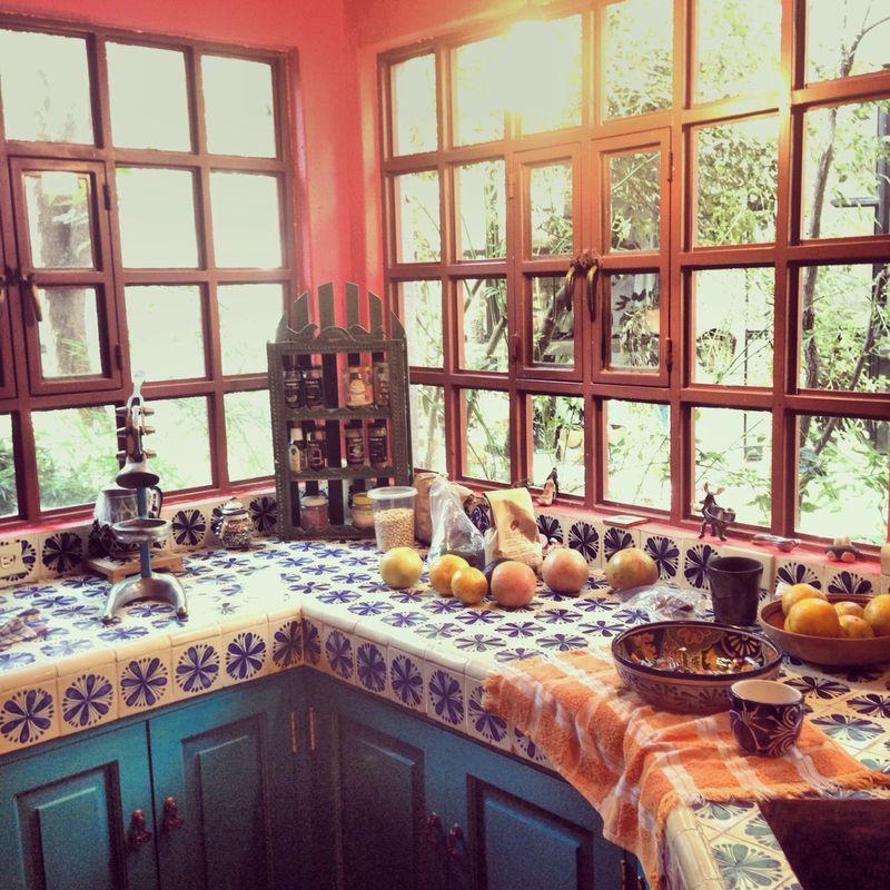 San Miguel De allende kitchen anahata katkin