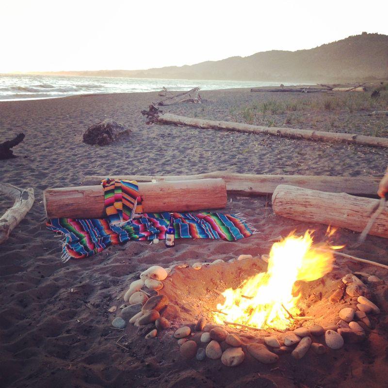 Oregon Coast beach- Anahata Katkin