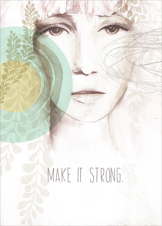 Make it strong
