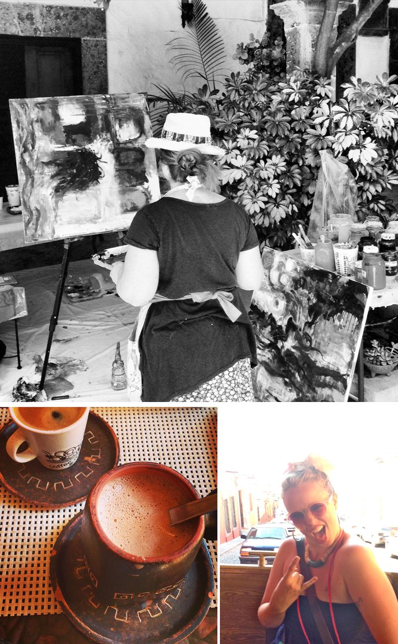 Bloom true workshop. anahata katkin2