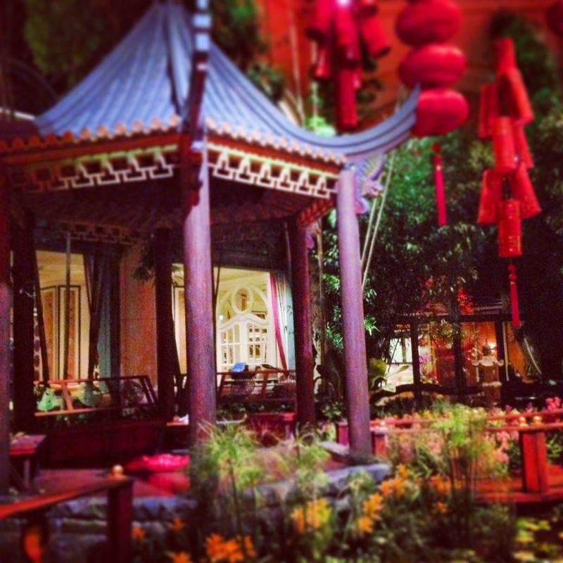 Bellagio chinese new years