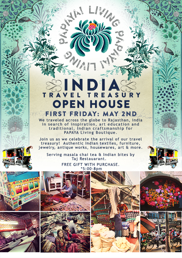 Papayaliving india open house