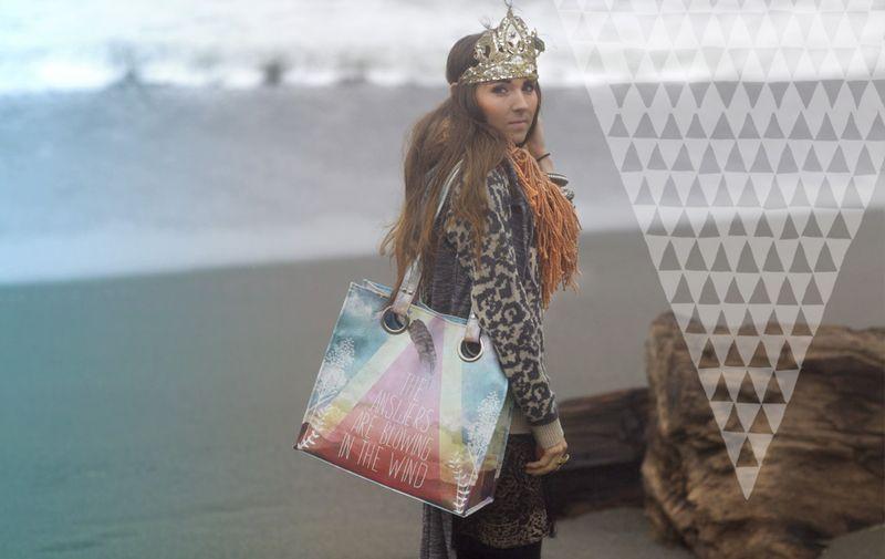 Tiara Lookbook for PAPAYA 1