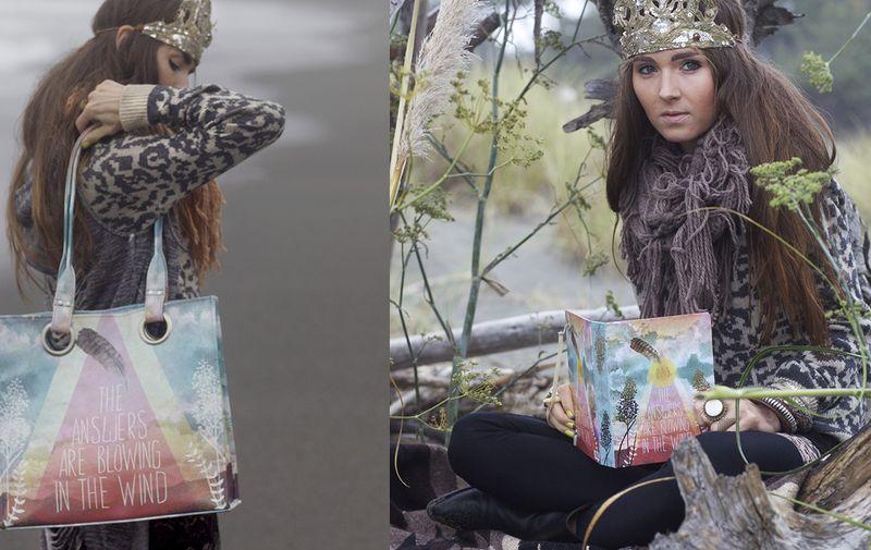 Tiara Lookbook for PAPAYA 04