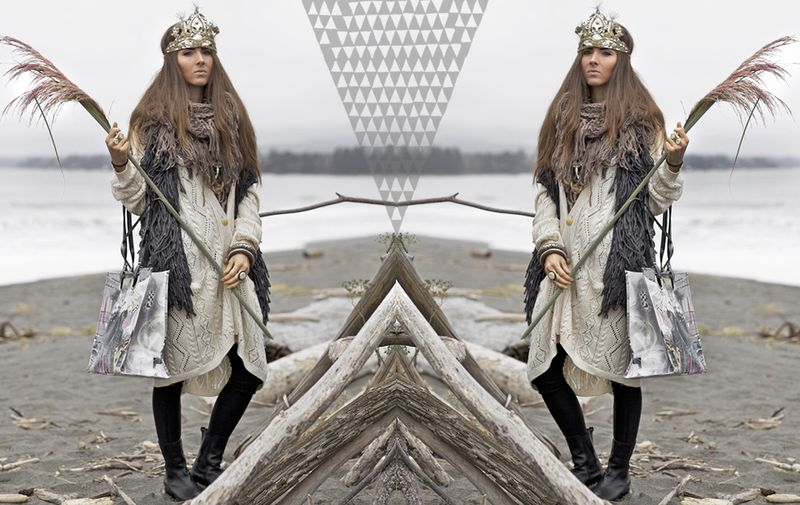 Tiara Lookbook for PAPAYA 02