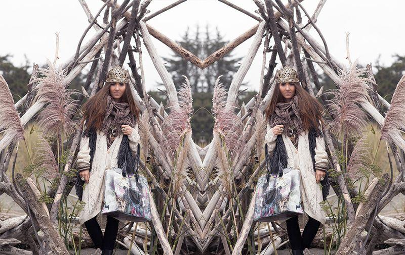 Tiara Lookbook for PAPAYA 06