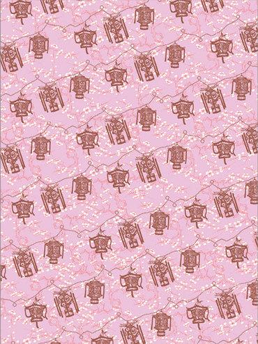 Pinklanterns